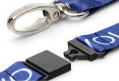 Why you should use our personalised lanyard printing service