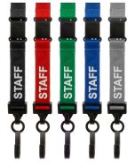 Staff Lanyards