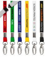 Personalised Lanyards Tube