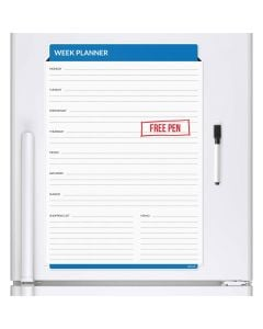 refrigerator planner Shopping list magnetic